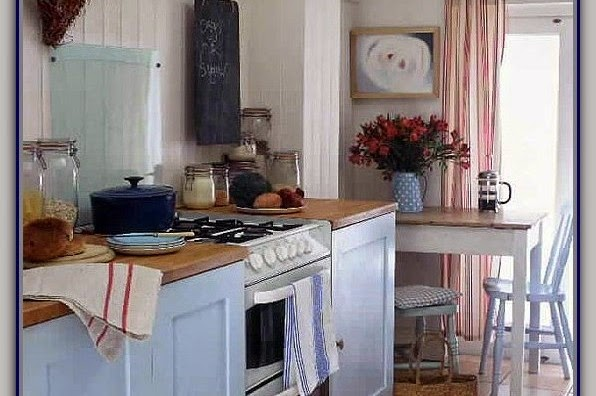 Interior design kitchen ideas on a budget photo for Country kitchen designs on a budget