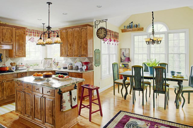 country kitchen designs on a budget photo - 3