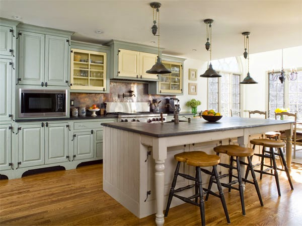 country kitchen designs on a budget photo - 5