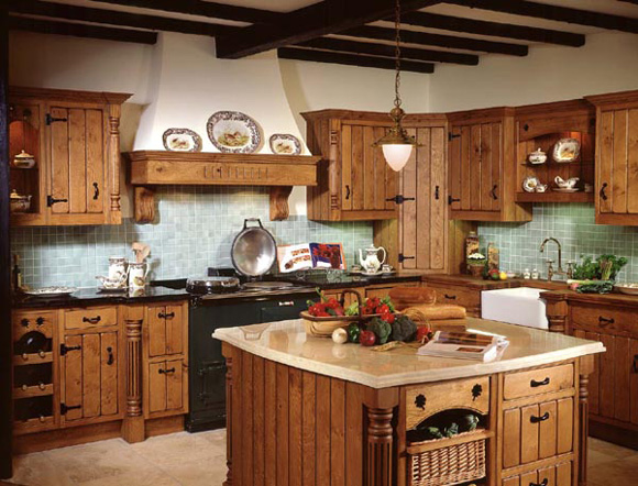 country kitchen designs on a budget photo - 6