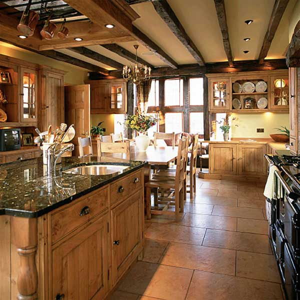 country kitchen flooring pictures photo - 2