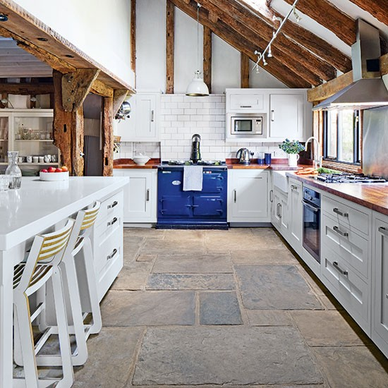 country kitchen flooring pictures photo - 4