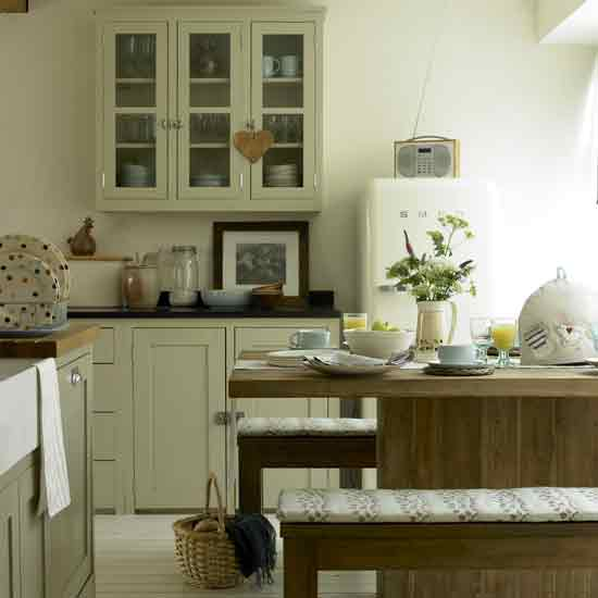 country kitchens with a modern twist photo - 4