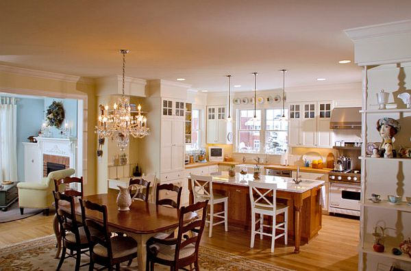 country living kitchen designs photo - 1