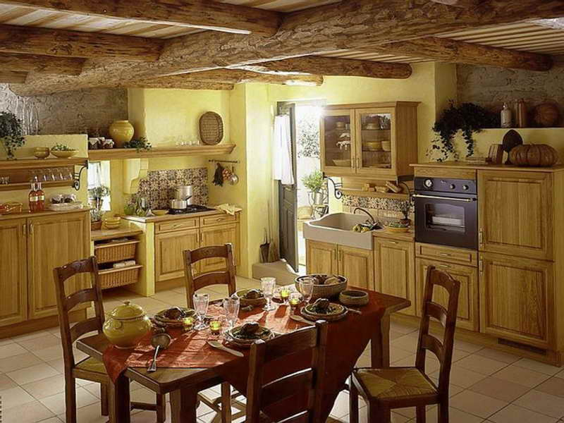 country living kitchen designs photo - 3