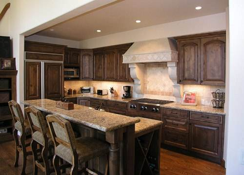country western kitchen designs photo - 1