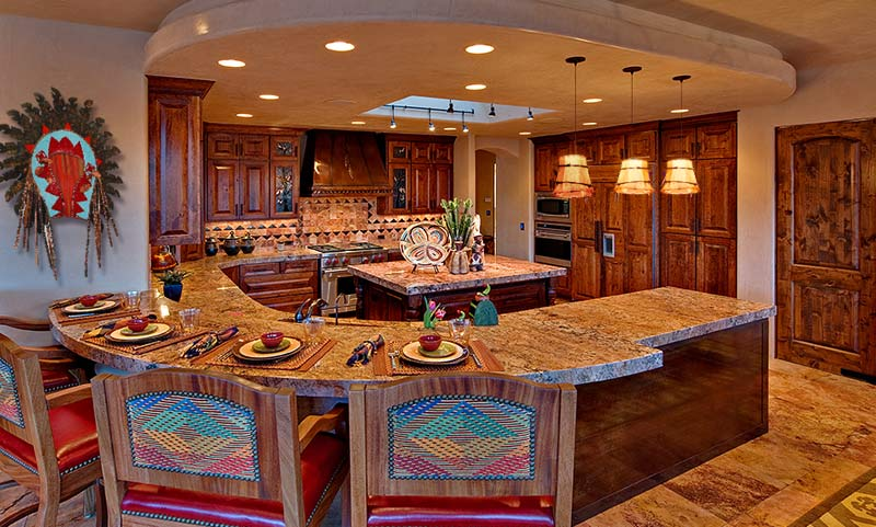 country western kitchen designs photo - 5