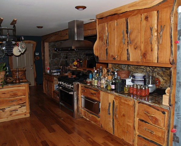 country western kitchen designs photo - 6