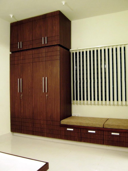 cupboard designs for bedrooms photo - 4