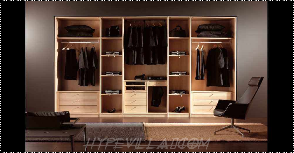 cupboard designs for hall photo - 2