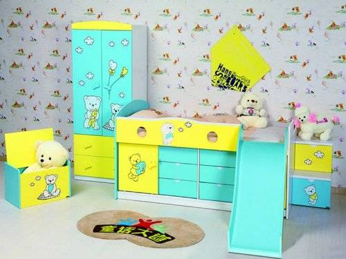 cute bedroom furniture for kids photo - 1