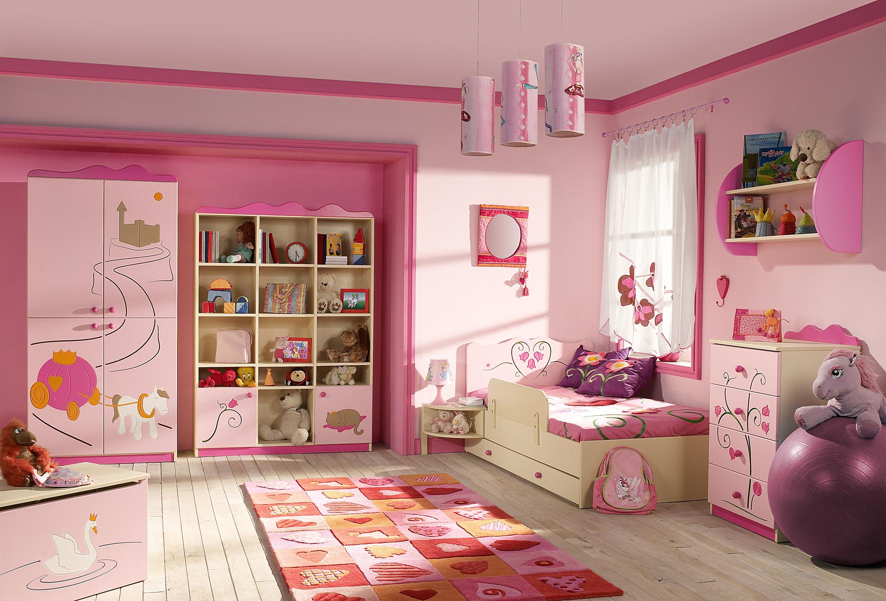 cute bedroom furniture for kids photo - 3