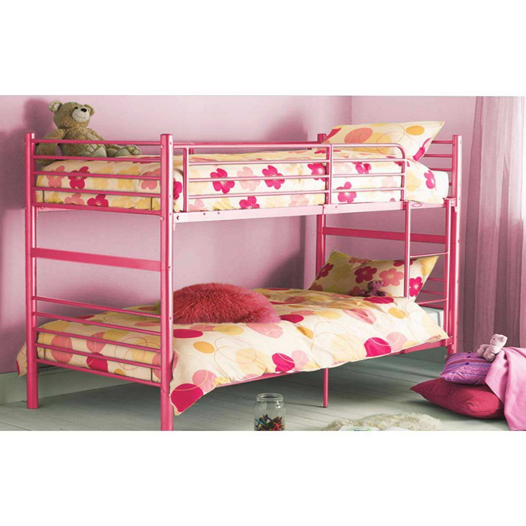 cute girly bunk beds photo - 6