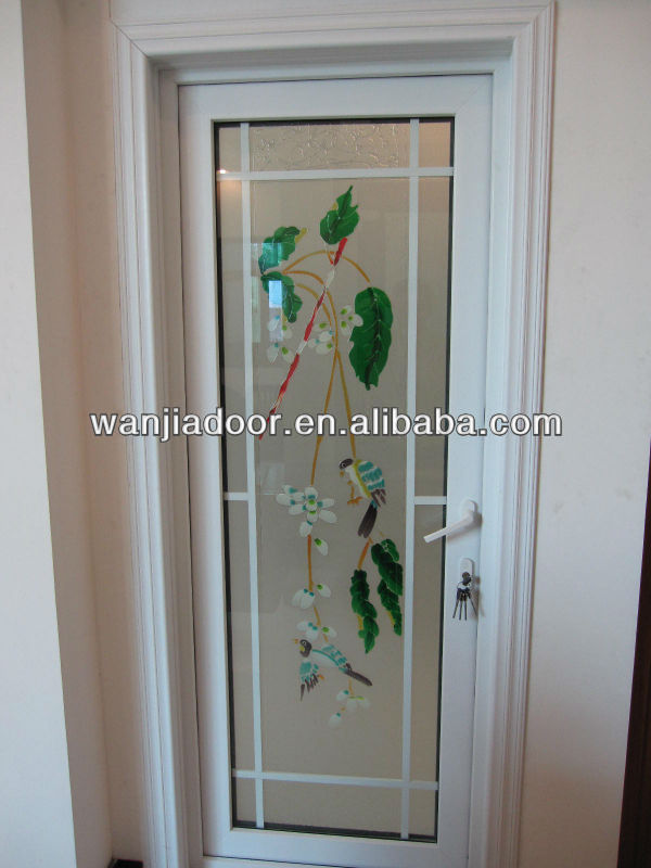 decorative french doors interior photo - 5
