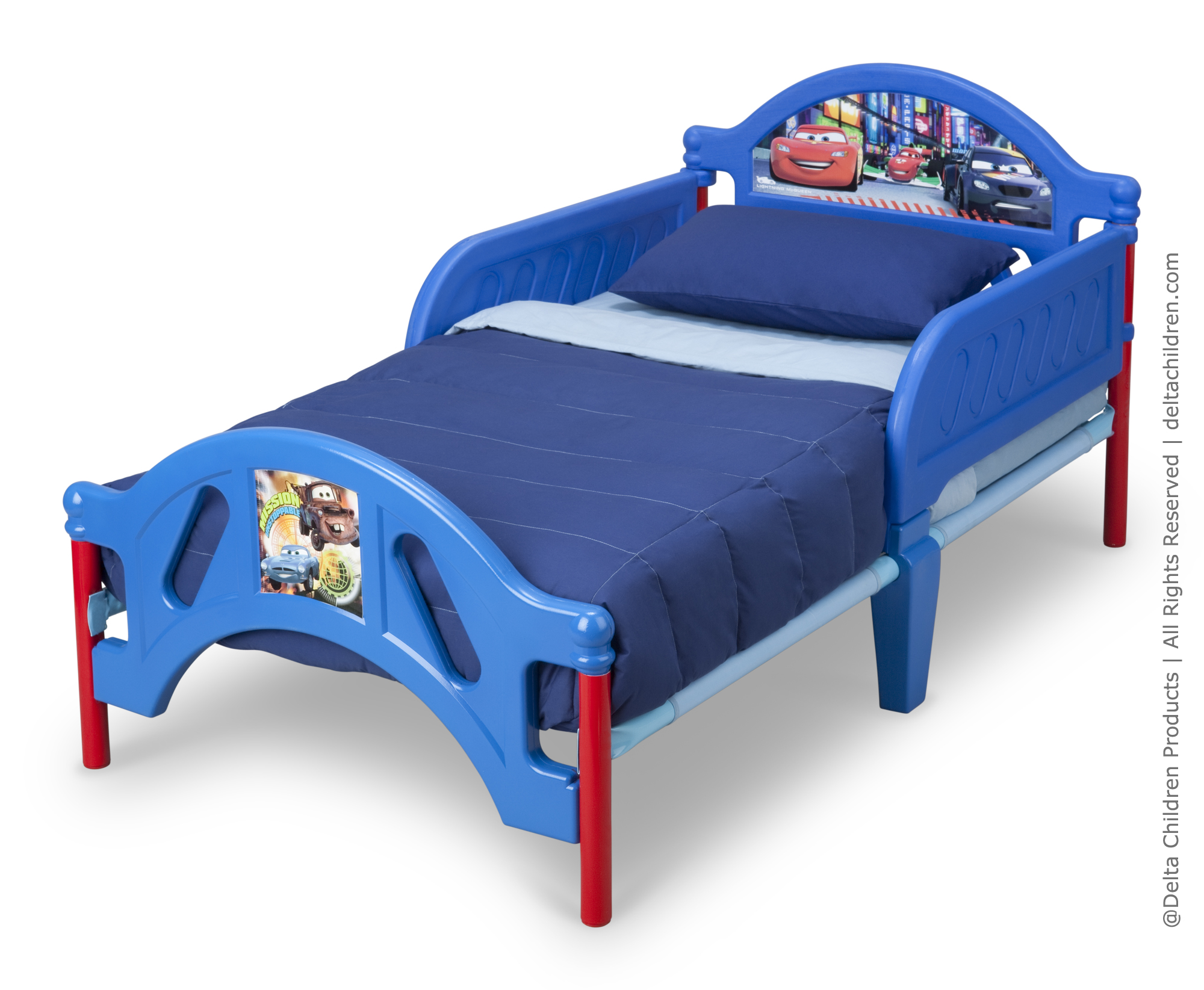 delta cars toddler bed instructions photo - 4