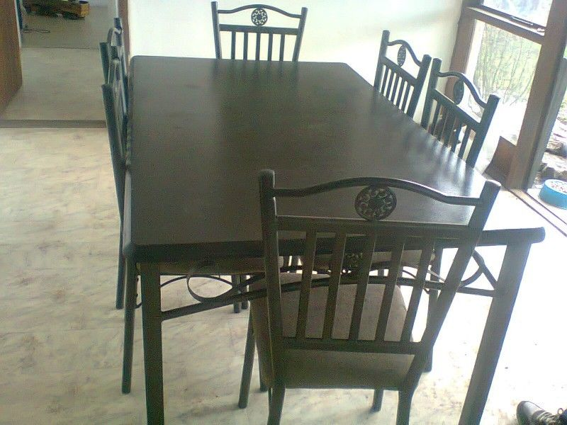 dining tables and chairs south africa photo - 6