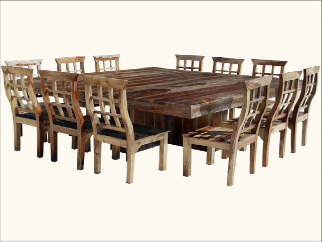 dining tables for 12 photo - 3