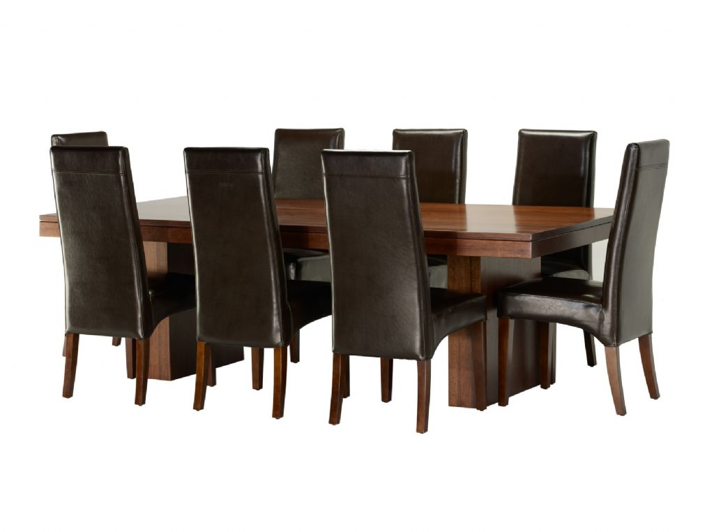 Dining tables for 8 interior exterior doors for Dining table and 8 chairs
