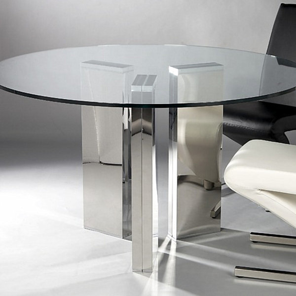 dining tables glass photo - 5