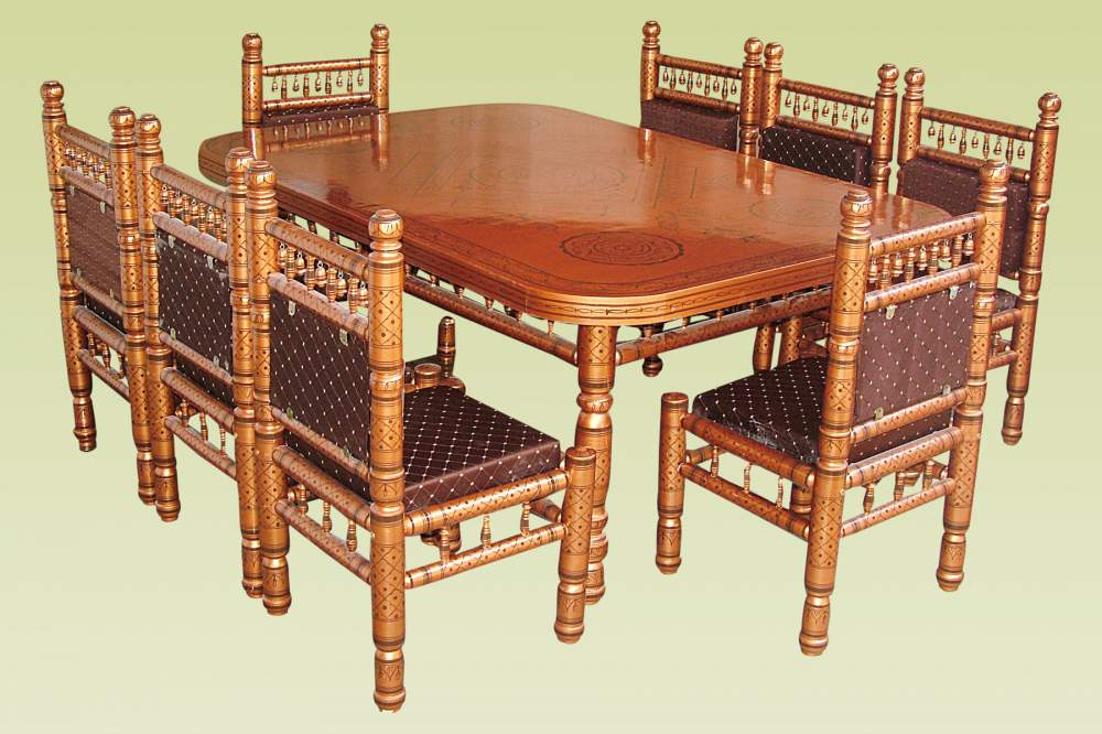 dining tables in india photo - 3
