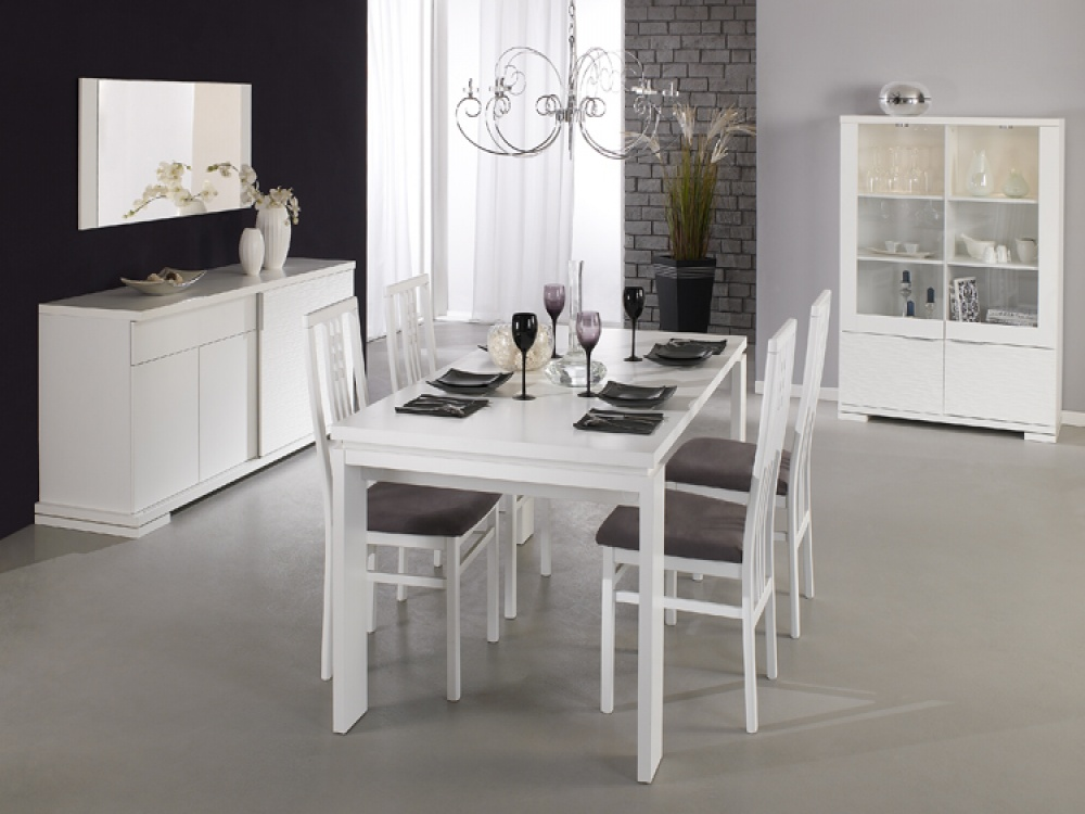 dining tables white photo - 5