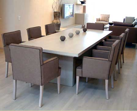 dining tables with chairs photo - 2