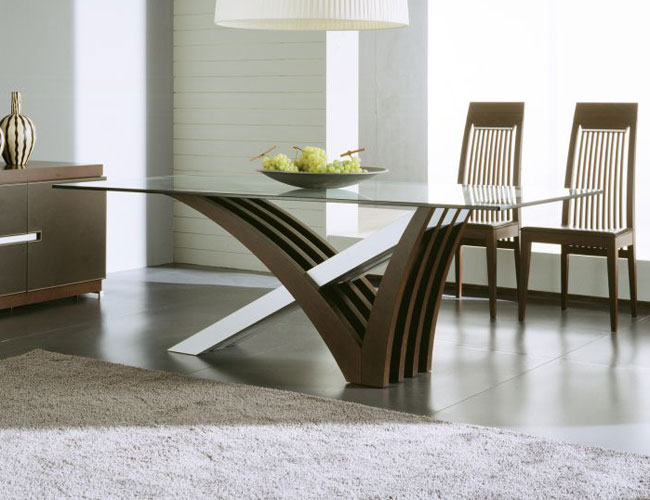 dining tables with chairs photo - 3
