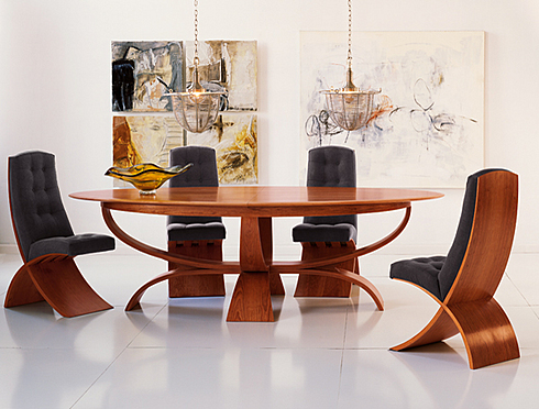 dining tables with chairs photo - 4