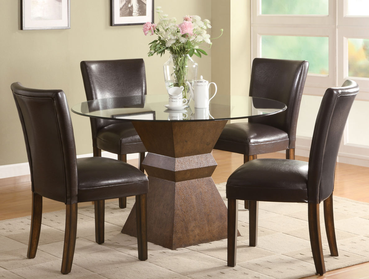 dining tables with chairs photo - 5