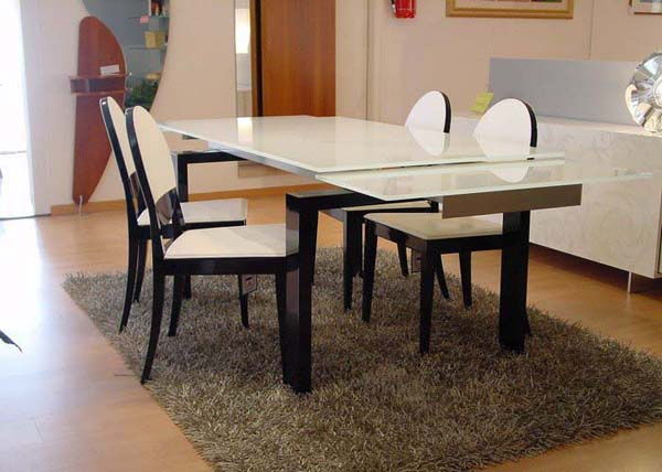 dining tables with storage photo - 1