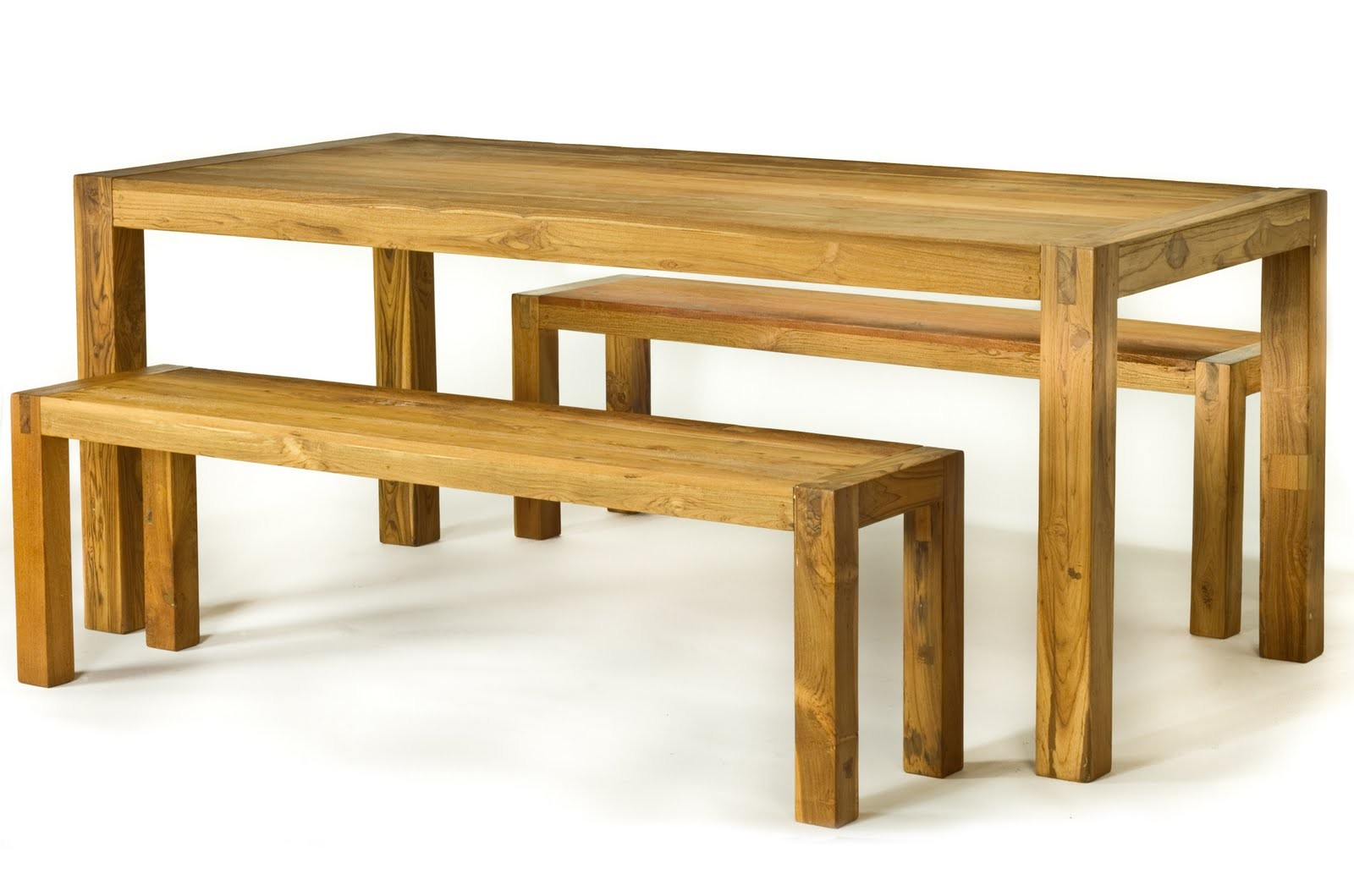 Modern Wood Kitchen Table reclaimed wood kitchen table. i like the natural character in this