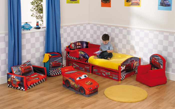 disney cars bedroom furniture for kids photo - 5