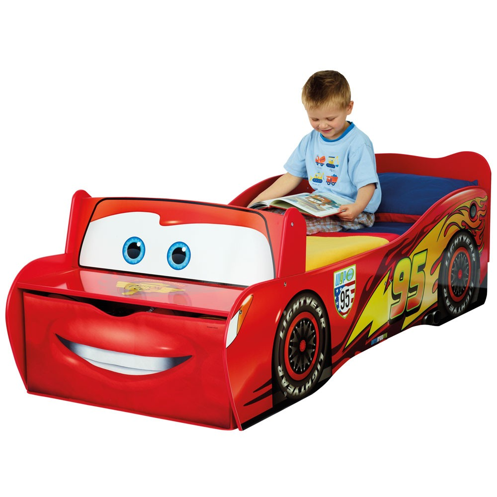 disney cars toddler bed in a bag photo - 5