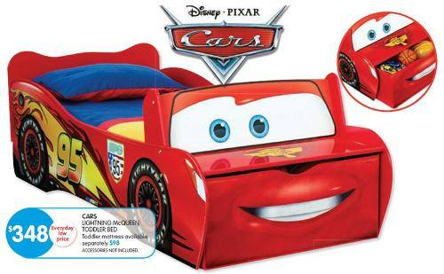 disney cars toddler bed in a bag photo - 6