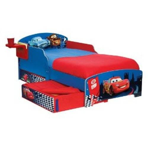 disney cars toddler bed set kids photo - 3