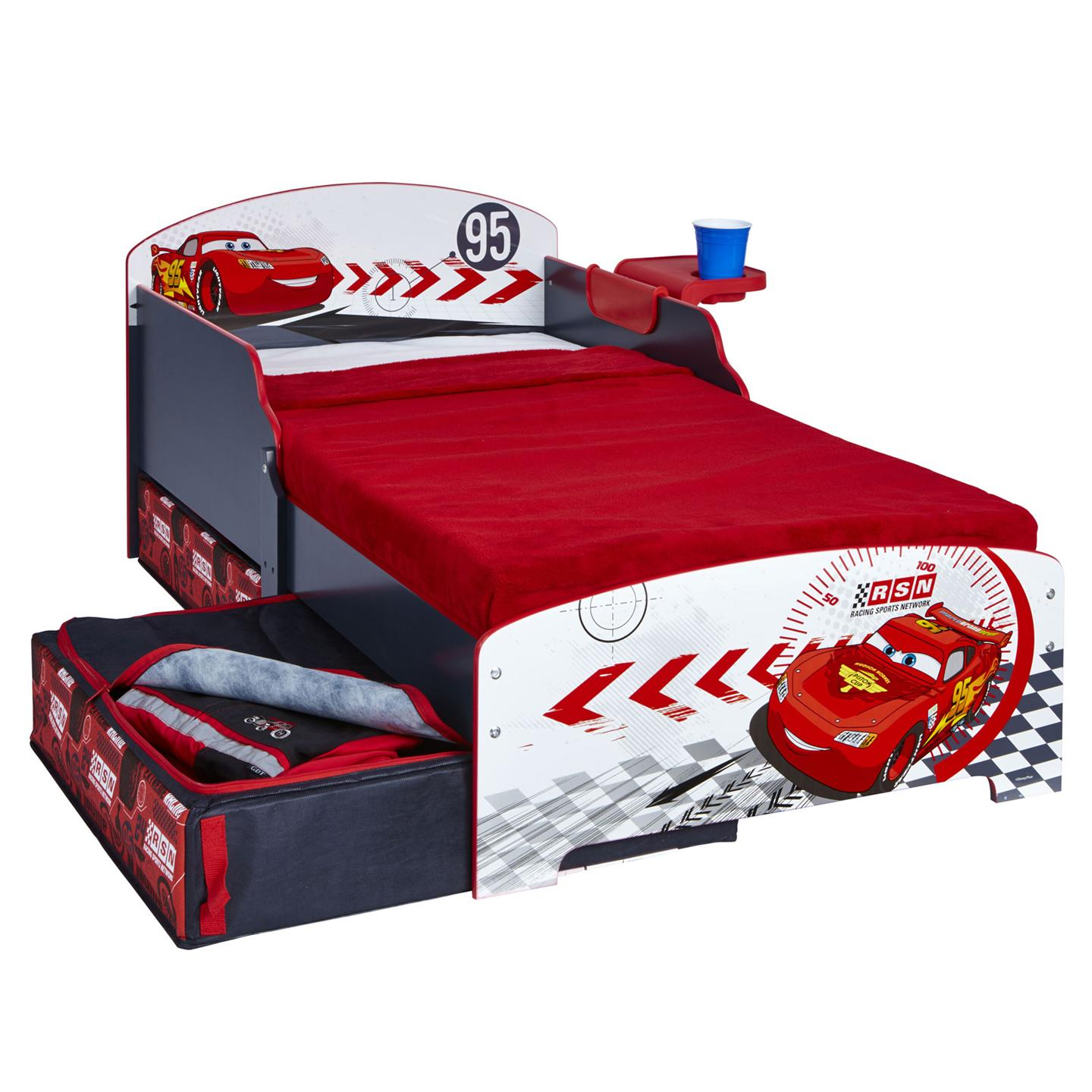 disney cars toddler bed set kids photo - 6