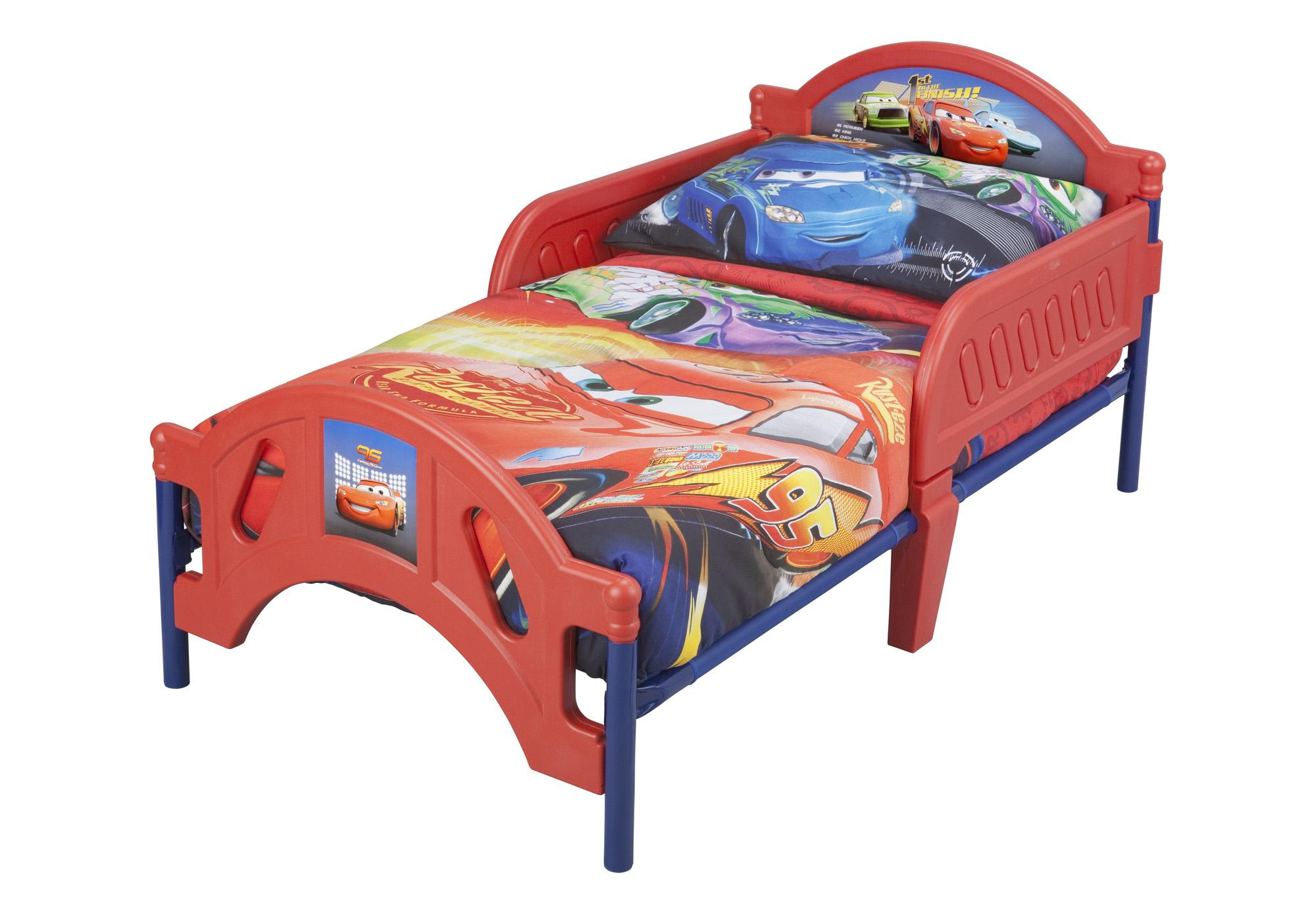 disney pixar cars toddler bed kids photo - 6