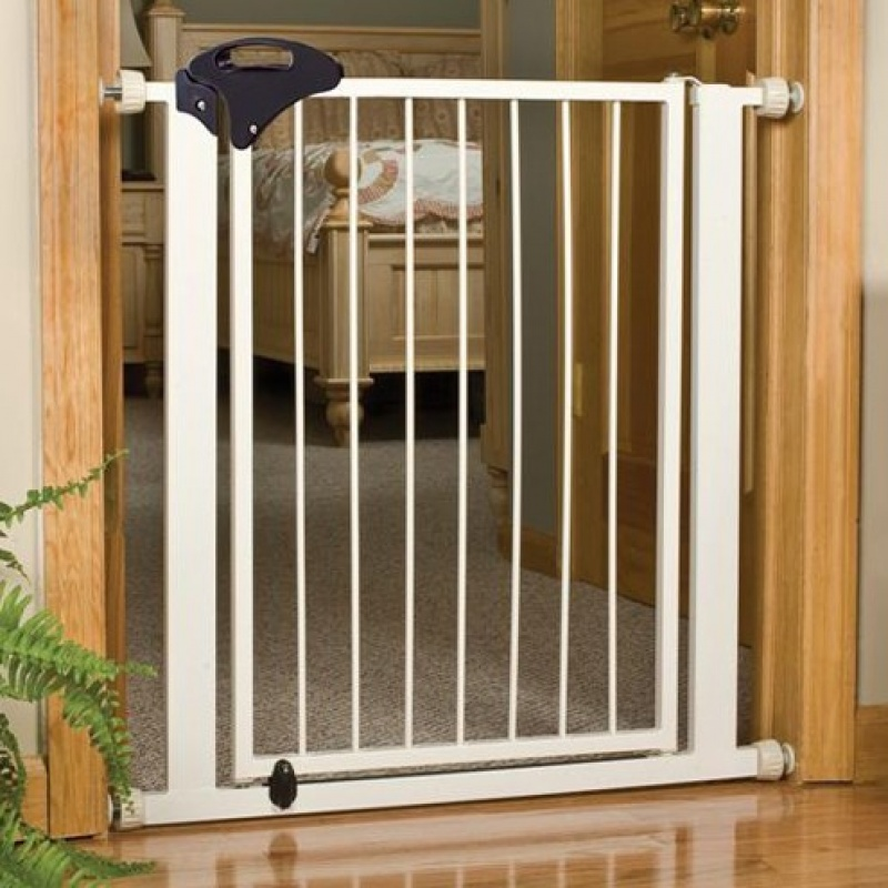 Stunning Indoor Pet Gate Contemporary   Interior Design Ideas .