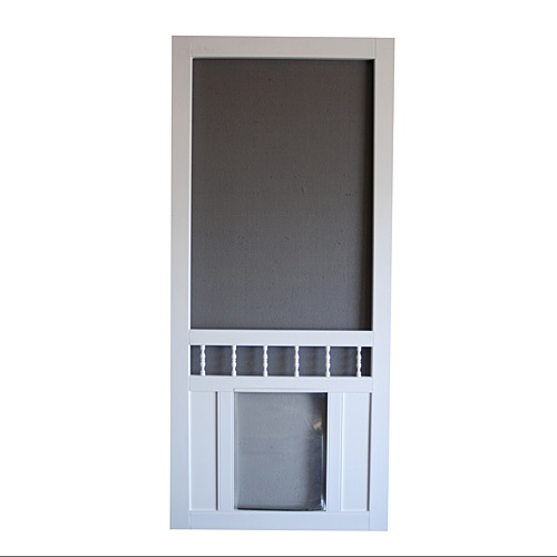 Door With Built In Dog Door Must Have For Dog Owners Interior Exter