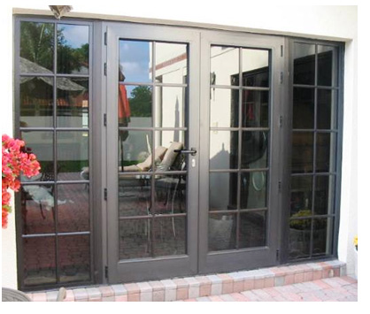 double french entrance doors photo - 1