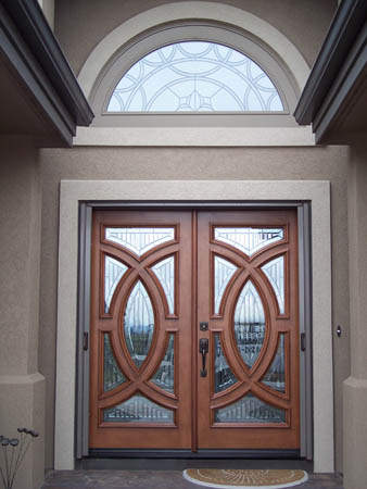 double french entrance doors photo - 2