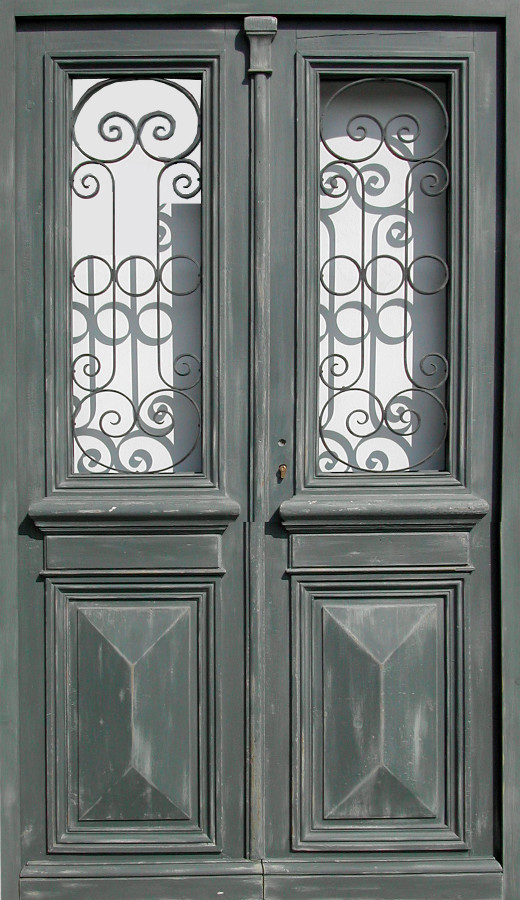 double french entrance doors photo - 3