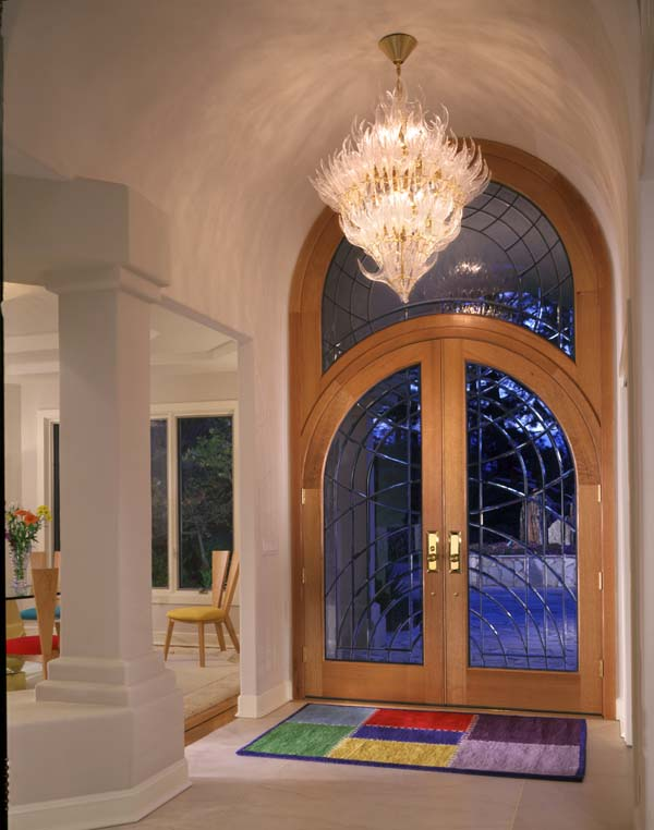 double french entrance doors photo - 5