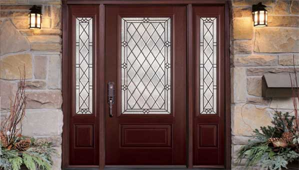 double french entrance doors photo - 6