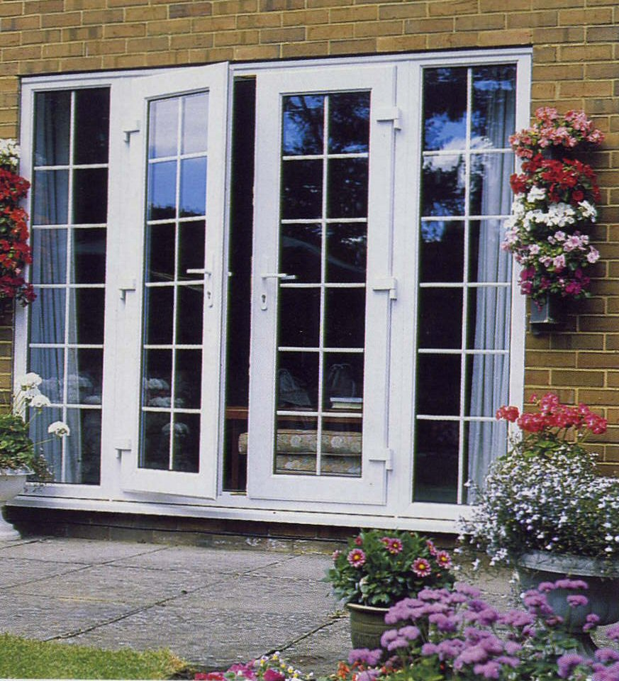 double glazed french doors cost photo - 4