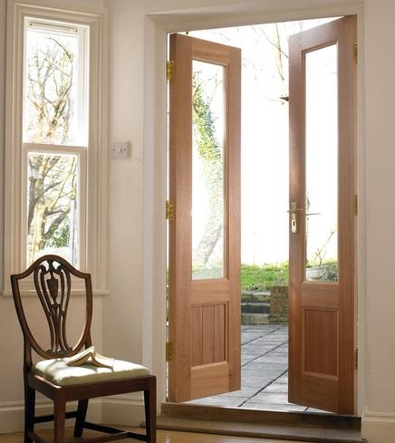 Double Glazed French Doors Cost Interior Exterior Doors