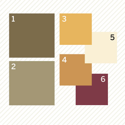 earthy wall paint colors photo - 4