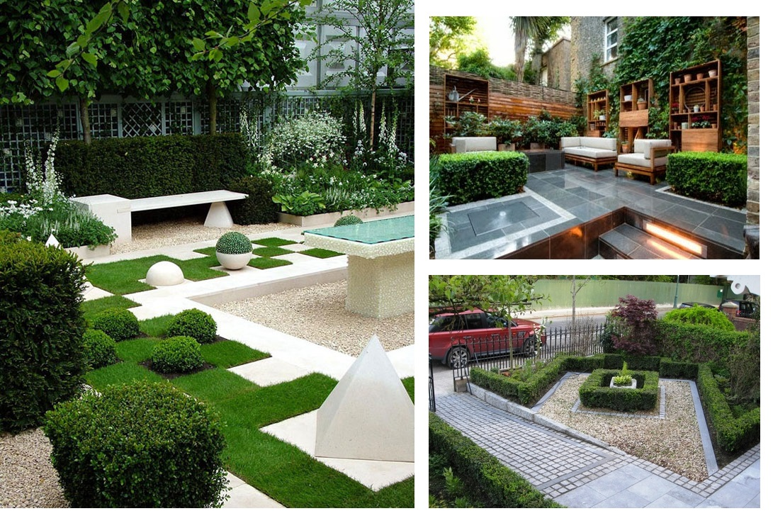 Easy small garden design ideas landscape landscape ideas for Easy care landscape design
