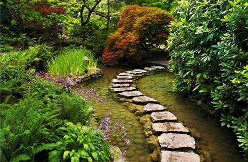 eco garden design ideas photo - 1