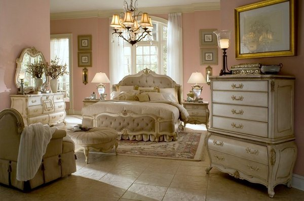 elegant bedroom furniture sets photo - 3